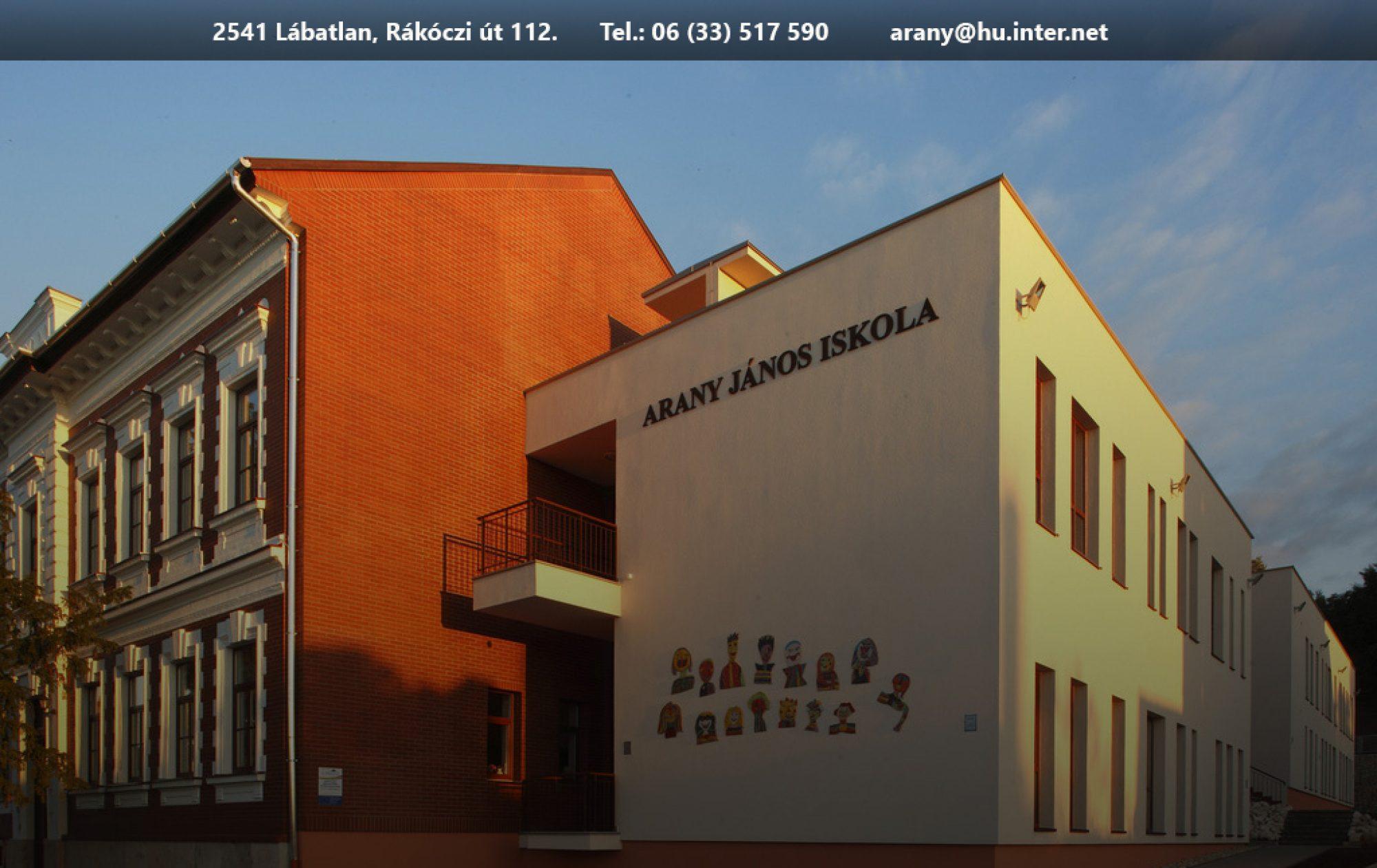 Lábatlani Arany János Általános Iskola és Alapfokú Művészeti Iskola